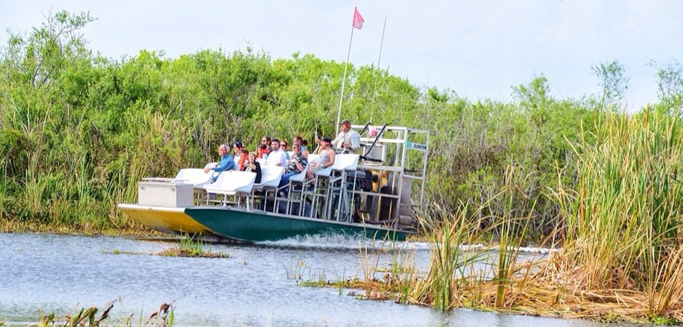 Cheapest Airboat Tour Everglades